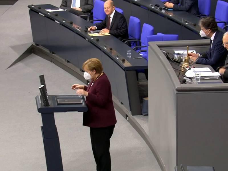 Merkel Inzidenzwert 50 Und Krankenhauskapazitaet Oberste Ziele
