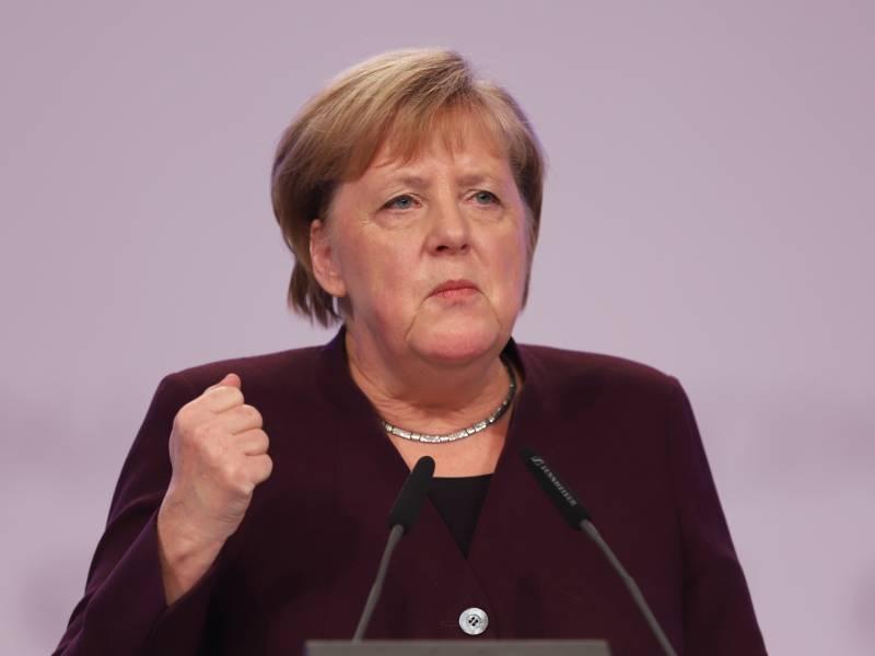 Merkel Islamistischer Terror Ist Gemeinsamer Feind