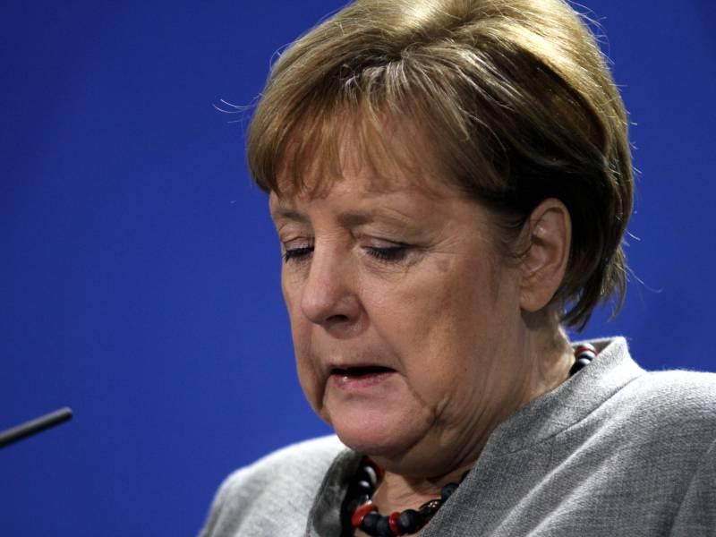 Merkel Klagt Ueber Mangelnden Kontakt Zu Menschen