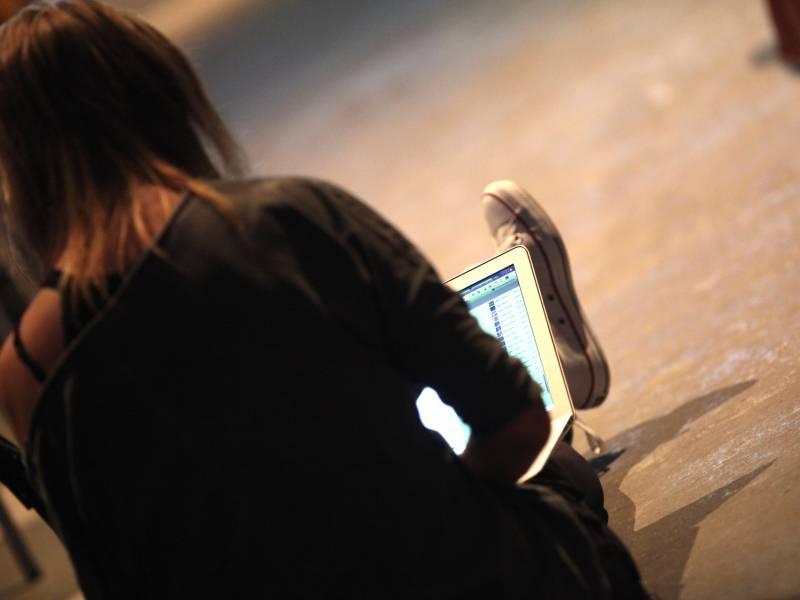 Nur Wenige Schueler Haben Chance Auf Leih Laptop