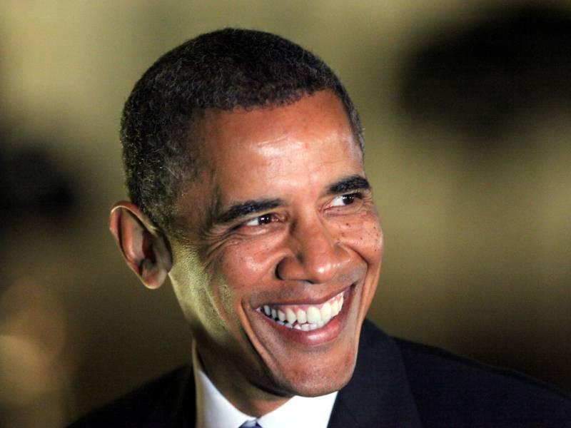 Obama Lobt Merkel Ueberschwaenglich