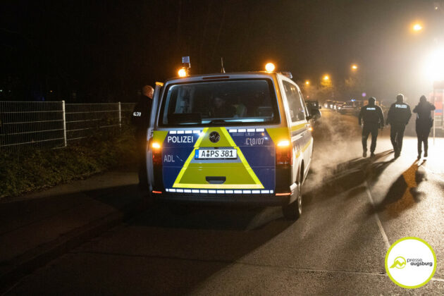 Polizei Pfersee 010