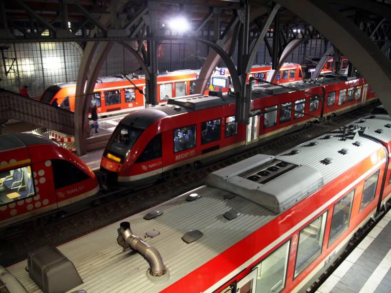 Pro Bahn Fuer Zusaetzliche Zuege Um Weihnachten