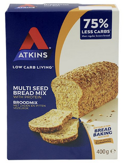 Produktrueckruf Atkins Low Carb Living Multi Seed Bread Mix With Protein