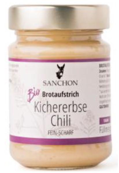 Produktrueckruf Brotaufstrich Kichererbse Chili Der Marke Sanchon Brotaufstrich Kichererbse Ingwer Der Marke Sanchon