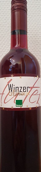 Produktrueckruf Winzergluehwein Aus Rotwein