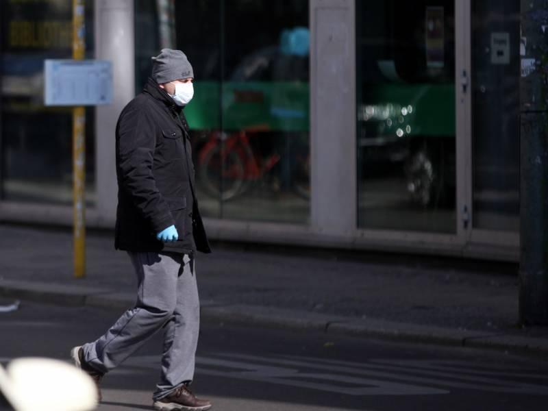 Rki Meldet 10 864 Neuinfektionen Aehnlich Wie Letzte Woche