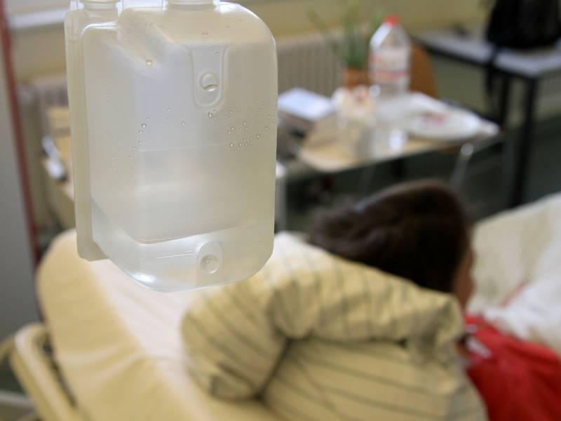 Sechs Klinik Pflegefachkraefte Kommen Auf 1 000 Deutsche
