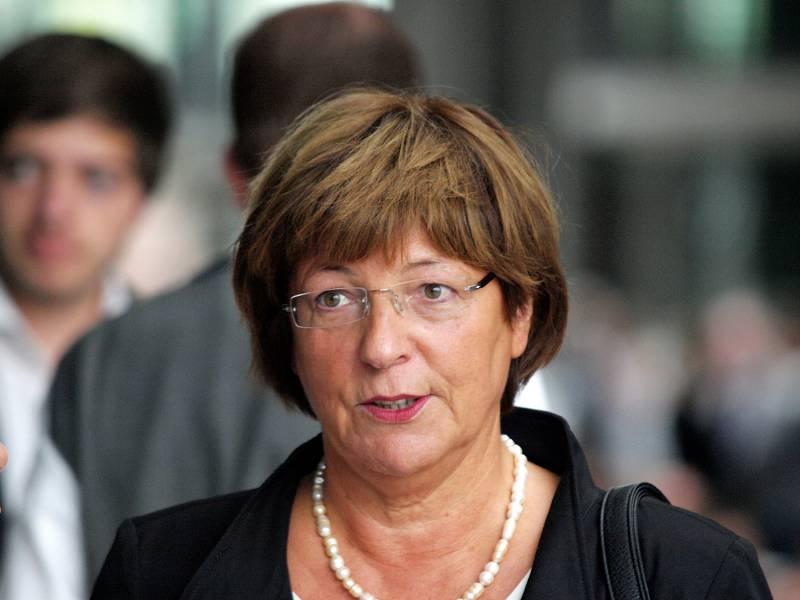 Spd Politikerin Schmidt Kritisiert Fraktionschef Muetzenich