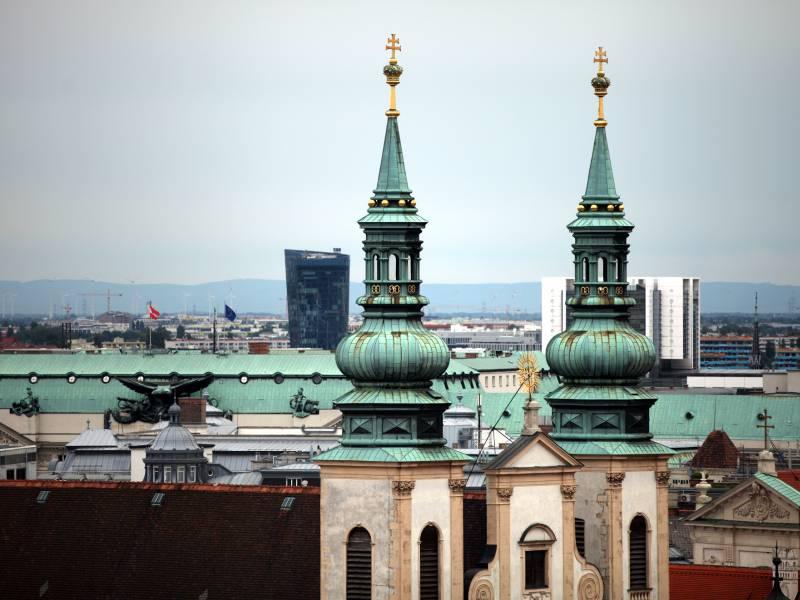 Terror Experte Gefaehrdung Wiens Seit Einigen Jahren Klar