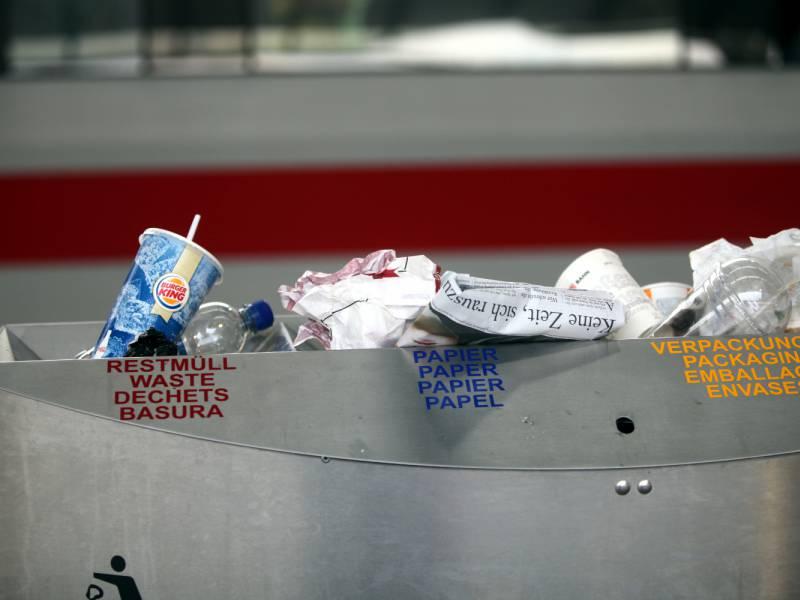 Umweltbundesamt Will Mehr Engagement Gegen Verpackungsmuell