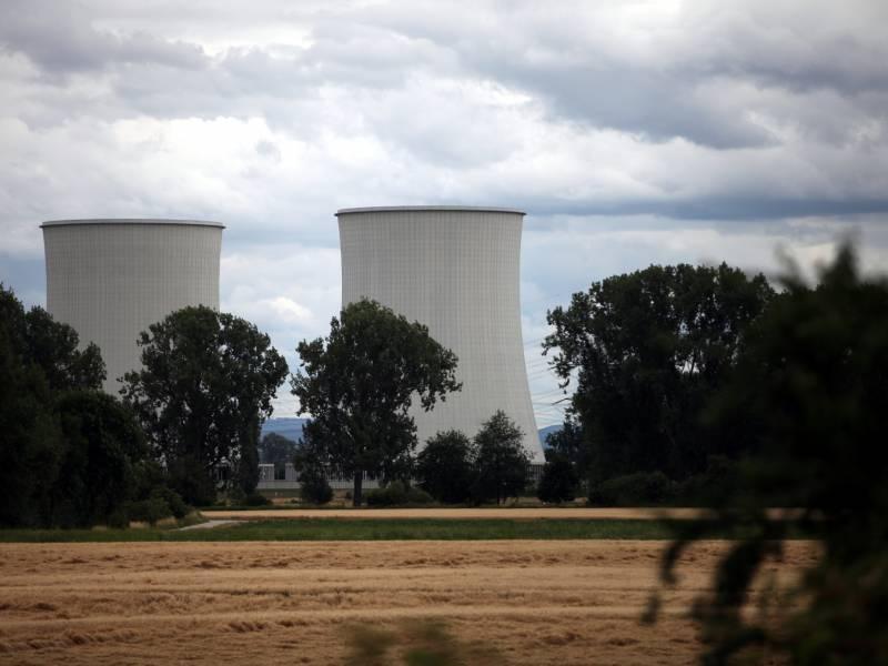 Umweltministerin Mahnt Verantwortungsvollen Umgang Mit Atommuell An