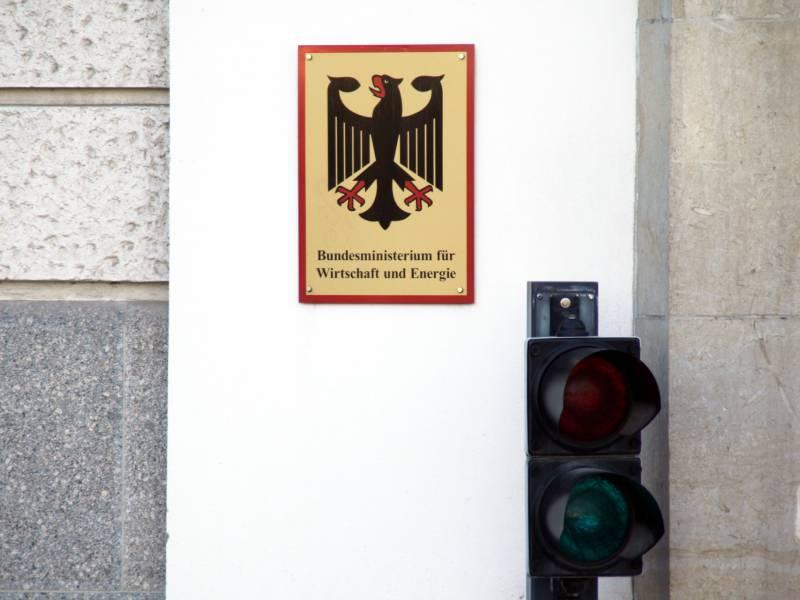 Wirtschaftsministerium Rudert Bei Altmaiers Klimacharta Zurueck