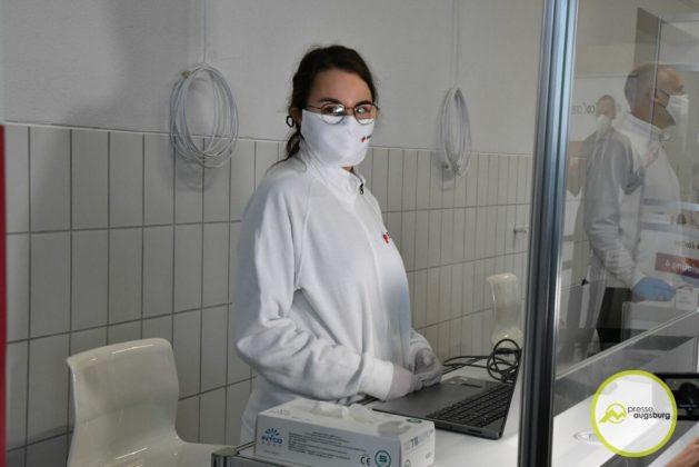 2020 12 16 Impfzentrum Landkreis Augsburg12 Scaled