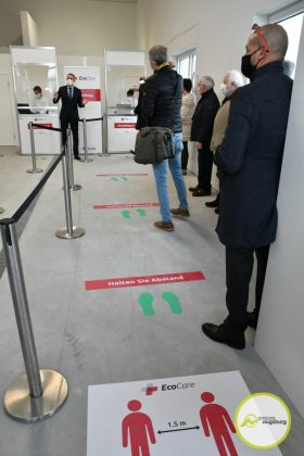 2020 12 16 Impfzentrum Landkreis Augsburg14 Scaled