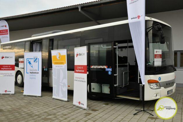 2020 12 16 Impfzentrum Landkreis Augsburg2 Scaled