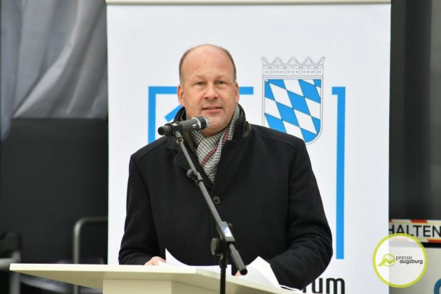 2020 12 16 Impfzentrum Landkreis Augsburg21 Scaled