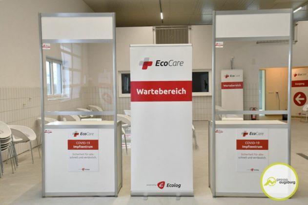 2020 12 16 Impfzentrum Landkreis Augsburg27 Scaled