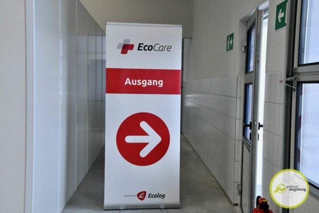 2020 12 16 Impfzentrum Landkreis Augsburg4 Scaled