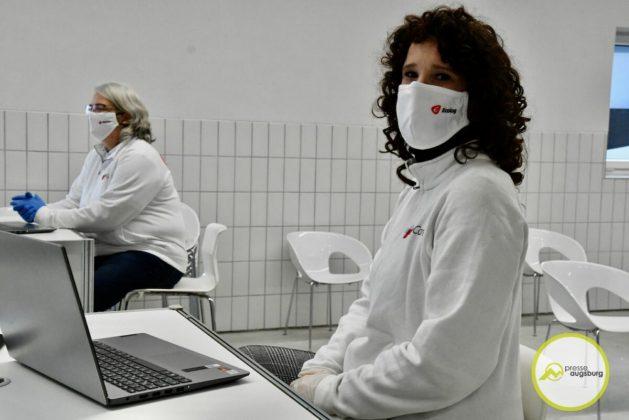 2020 12 16 Impfzentrum Landkreis Augsburg5 Scaled