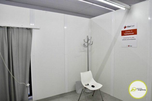 2020 12 16 Impfzentrum Landkreis Augsburg6 Scaled