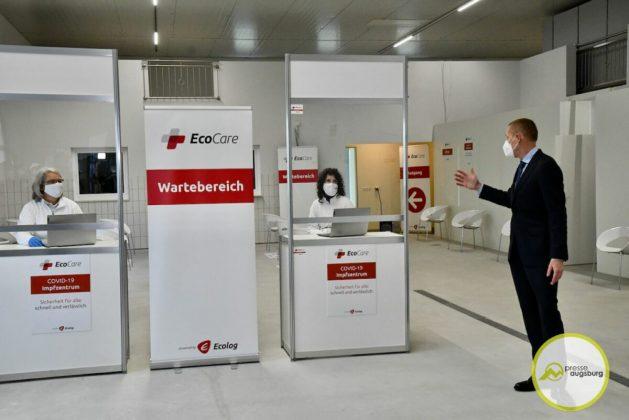 2020 12 16 Impfzentrum Landkreis Augsburg7 Scaled