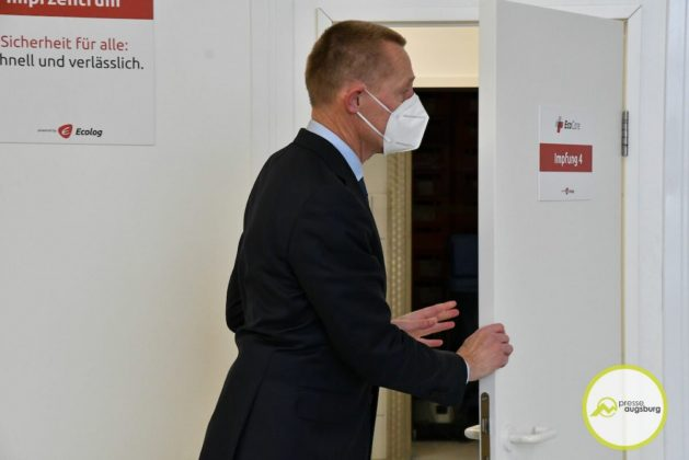 2020 12 16 Impfzentrum Landkreis Augsburg9 Scaled