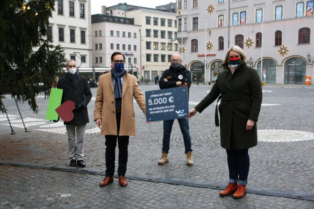 20201210 Weihnachtsspende Firma Mit Herz Scaled