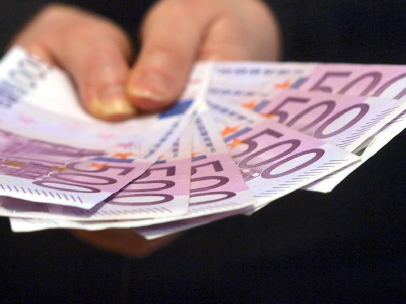 300 Millionen 500 Euro Scheine Der Bundesbank Noch Im Umlauf