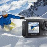 Akaso Brave 7 Le Skifahren