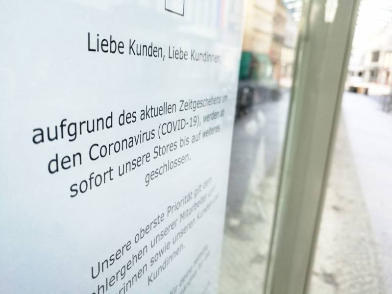 Altmaier Corona Sonderhilfen Fuer 116 Milliarden Euro Ueberwiesen