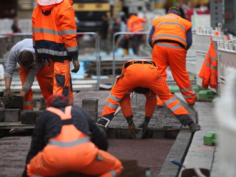 Arbeitskosten Im Dritten Quartal Gesunken