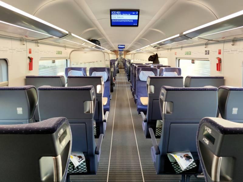 Bahn Verdoppelt Kontrollen Der Maskenpflicht Im Fernverkehr