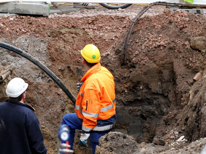 Bauhauptgewerbe Steigert Umsaetze