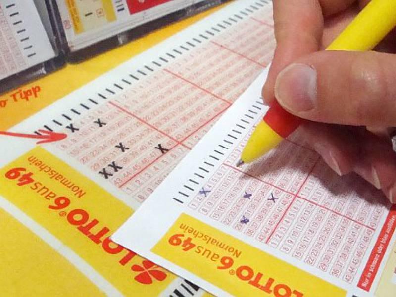 Bemerkenswerte Zahlenfolge Bei Lottozahlen Am Mittwoch 23 12 2020