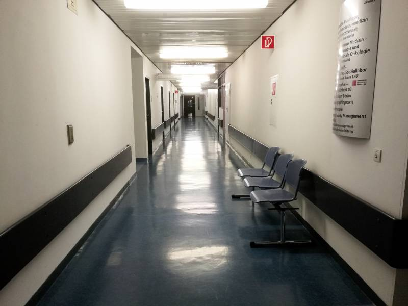 Bericht Corona Lage In Sachsens Kliniken Schlechter Als Angegeben