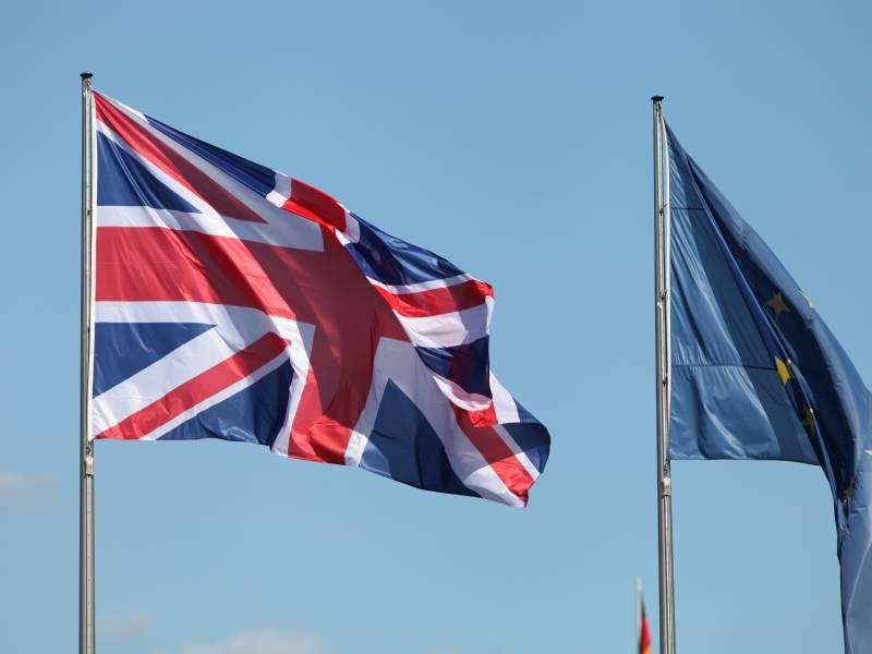 Berichte Bruessel Und London Einigen Sich Auf Brexit Handelspakt