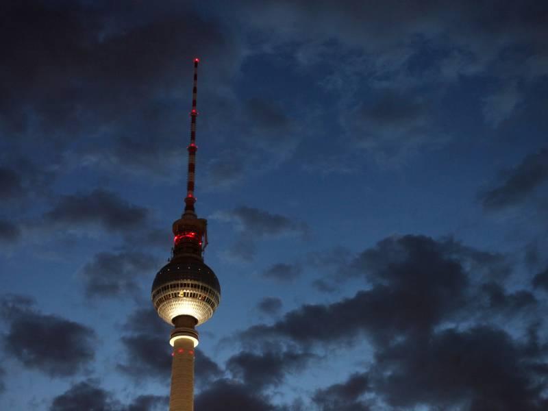 Berliner Polizei Meldet Ruhigeren Silvesterabend Als Gewoehnlich