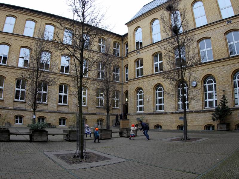 Brandenburgs Bildungsministerin Bei Schul Digitalisierung Aufholen