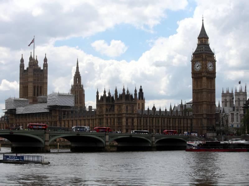 Britisches Unterhaus Stimmt Brexit Handelspakt Zu
