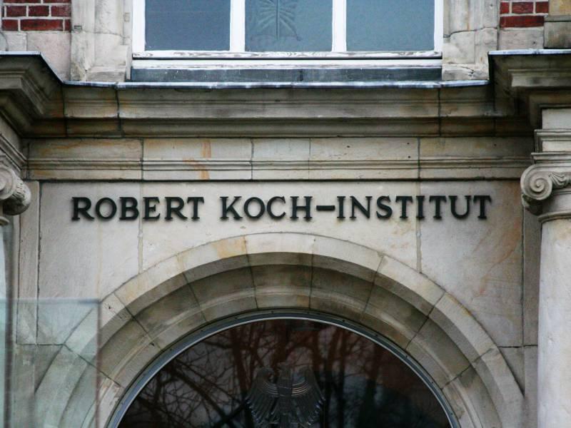 Bund Verweigert Robert Koch Institut It Personal