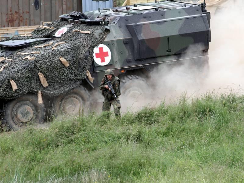 Bundeswehr Sanitaeter Sollen Mit Zuerst Geimpft Werden