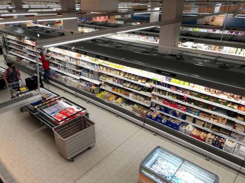 Einzelhandelsumsatz Im Oktober Gestiegen