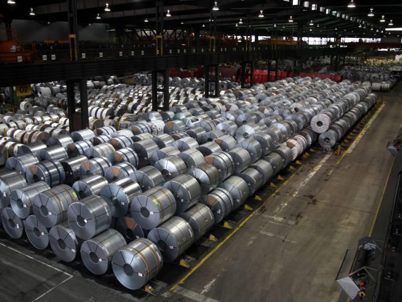 Energieverbrauch Der Industrie Gesunken
