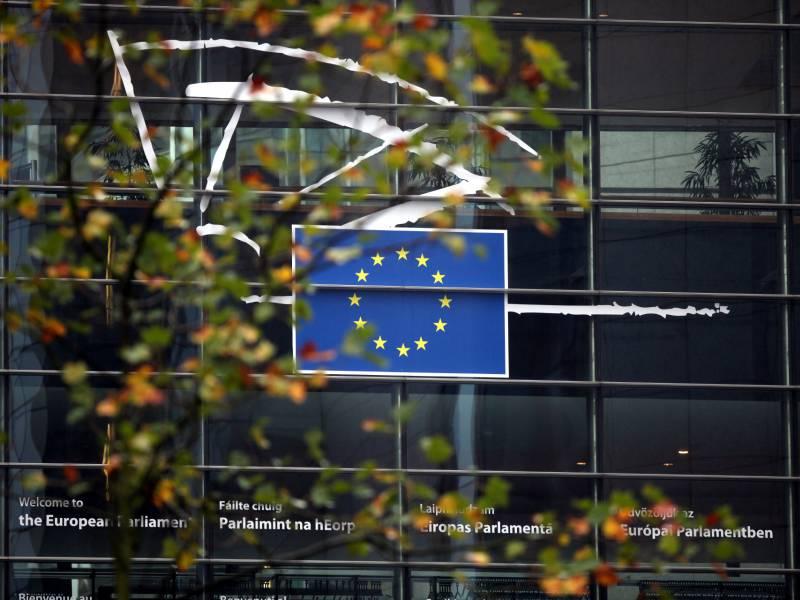 Eu Fuehrung Unterzeichnet Brexit Handelspakt