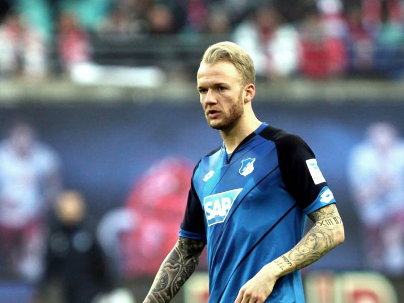 Europa League Hoffenheim Holt Gruppensieg Mit Remis Gegen Belgrad