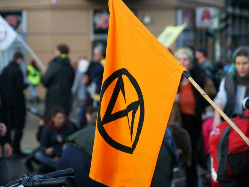 Extinction Rebellion Klimaangst Ist Angemessene Reaktion