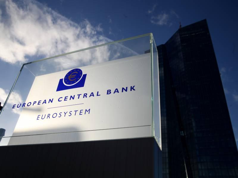 Ezb Weitet Pandemie Anleihekaufprogramm Aus