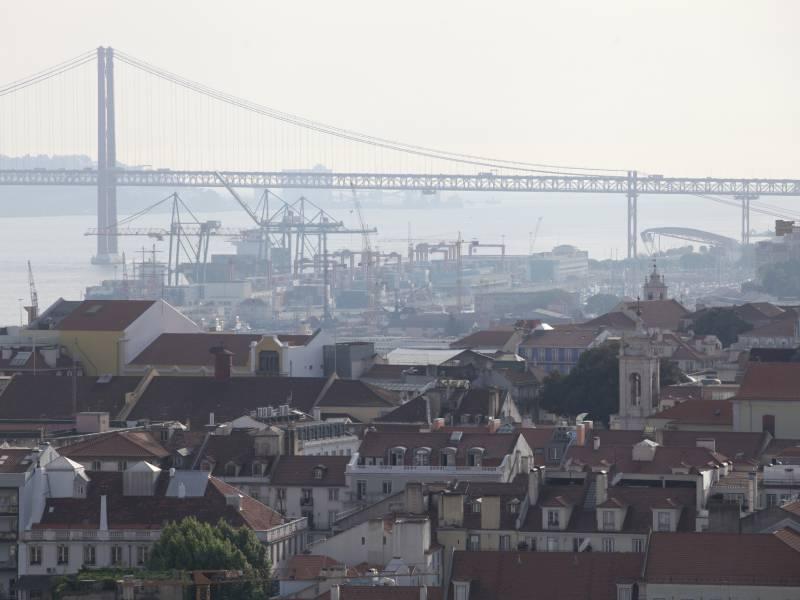 Fast Ganz Portugal Nun Risikogebiet Peloponnes Nicht Mehr