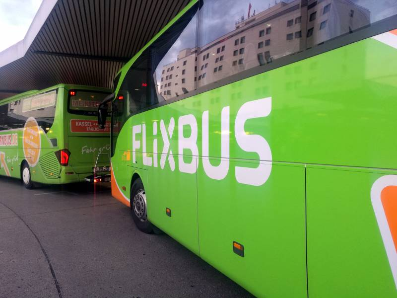 Fernbusse Staerker Als Bahn Von Corona Einbruch Betroffen